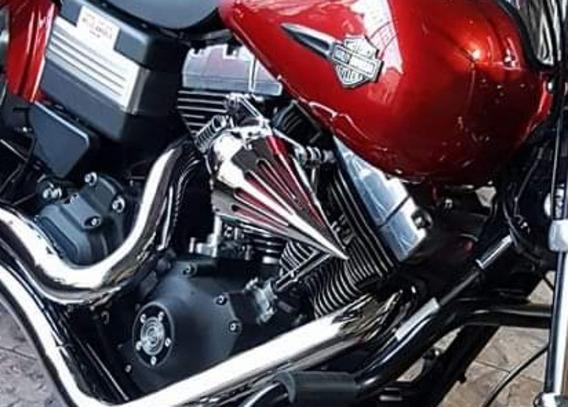 Filtro De Ar Esportivo Ar Cooll Harley Davidson Twim Cam