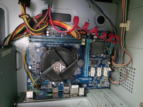 Cpu Core I3 2100 4gb Ram Hd750gb - Somente Cpu