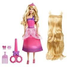 Barbie Princesa Corte Encantado Rosa- Mattel