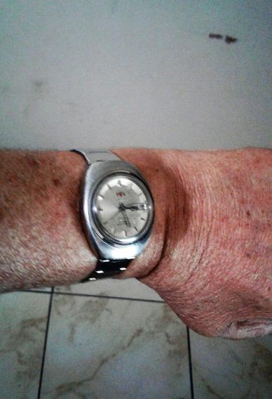 Relógio De Luxo Orient Walter Proof 21 Jewels 38/49