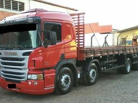 Scania P 310 Ano 2012/13 Carroceria Bitruck (ler Descriçao)