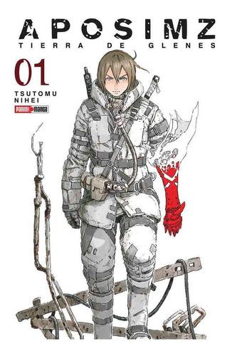 Imagen 1 de 1 de Panini Manga Aposimz N.1