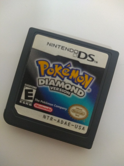 Jogo Pokémon Diamond Version Nintendo Ds