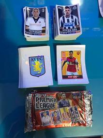 Figurinhas Avulsas E Pacotes Da Premier League 2014