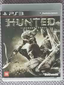 Jogo Hunted Demons Forge - Playstation 3