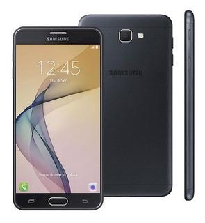 Smartphone Samsung Galaxy J7 Prime Duos Preto Com 32gb Usado