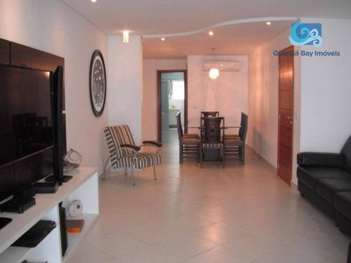 Imagem 1 de 30 de Apartamento À Venda, Praia Das Astúrias, Guarujá. - Ap4573