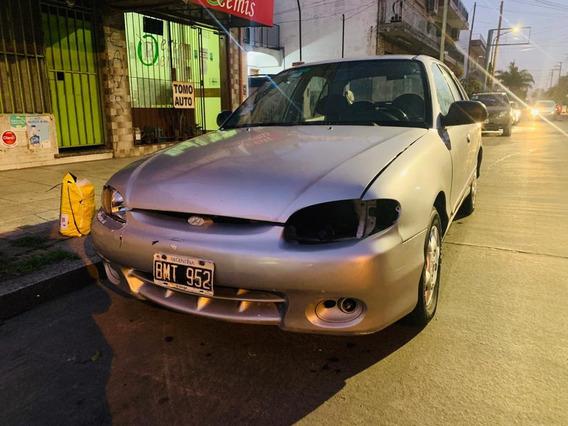 Hyundai Accent 1.5 Gls 5dr 1998
