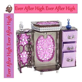 Ever After High Raven Queen Porta Joias - Original Mattel