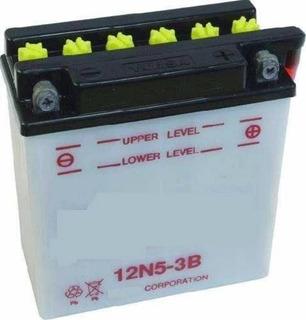 Bateria 12n5-3b Para Fz16 C110 Fair Px110 Bis Gs2