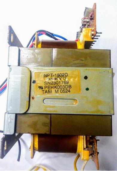 Transformador Receiver Onkyo Sn2301769