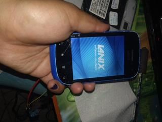 Telefono Lanix S105 Con Detalle