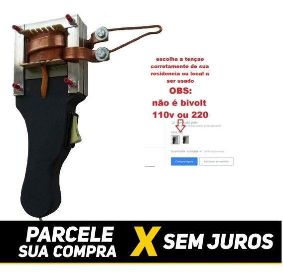 Ferro Solda Elétrico Pistola Estanho Profissinal 550w