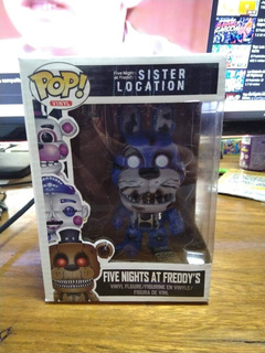 Bonnie Funko Pop Sister Location