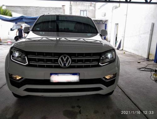 Volkswagen Amarok 2.0 Cd Tdi 180cv 4x2 Highline Pack At 2020