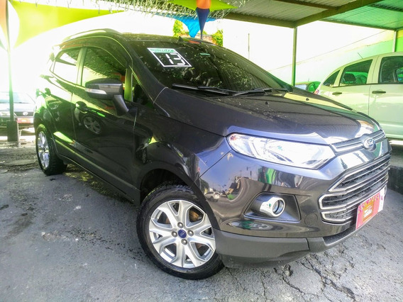 Ford Ecosport 1.6 16v Titanium Flex 5p Ano 2013