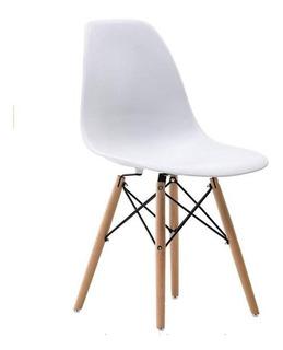 Eames: Silla Moderna Para Comedor, Sala, Escritorio