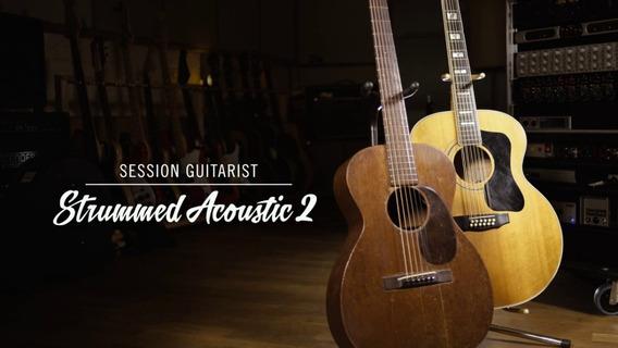 Acoustic Guitar 2- Para Kontakt + Kontakt Portable De Brinde