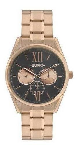 Relógio Feminino Rose Euro Eu6p79ae/4c
