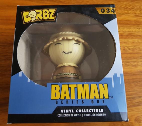 Funko Dorbz 034 Batman Series One - Scarecrow Espantalho