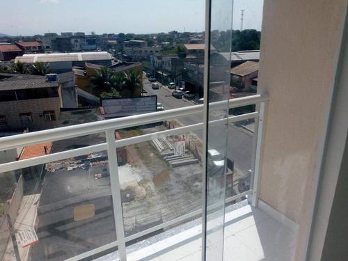 Imagem 1 de 12 de Apartamento Com 3 Quartos , 89 M² Por R$ 239.000 - Trindade - São Gonçalo/rj - Ap47524