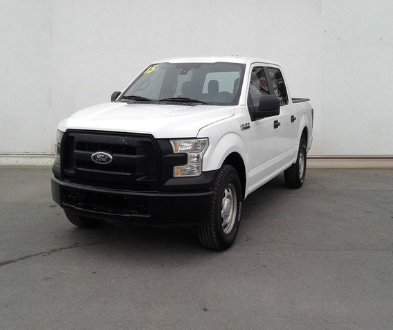 Ford F-150 2015 5.0 V8 Xl Crew Cab 4x2 At