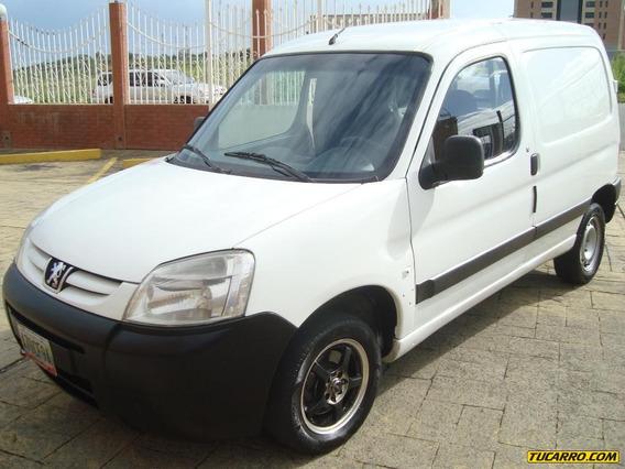 Peugeot Otros Modelos Parnert - Sincrónica