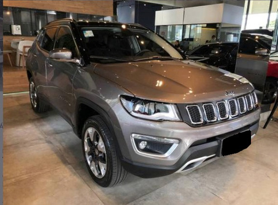 Jeepcompass 2.0 16v Diesel Limited 4x4 Aut. {cod0022}