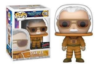 Funko Pop Marvel Guardians Of The Galaxy Vol. 2 Stan Lee 519