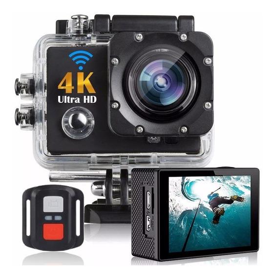 Action Câmera Hd Go Sport 4k 1080p Prova D