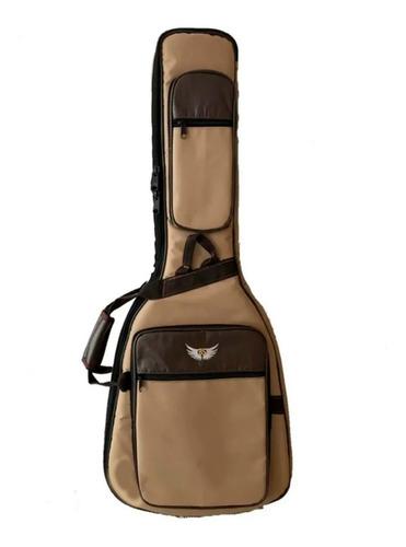 Bag Capa Dupla Violão Classico E Guitarra Titanium