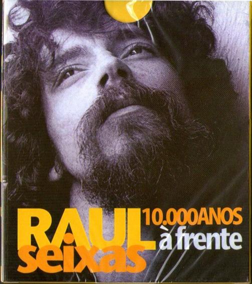 Box Cd Raul Seixas - 10.000 Anos Á Frente - Novo***