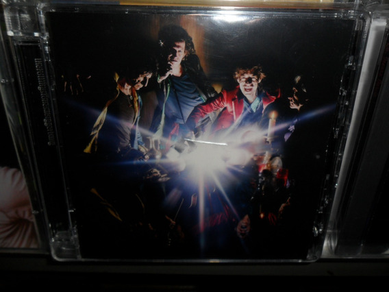 Cd The Rolling Stones Abiggerband