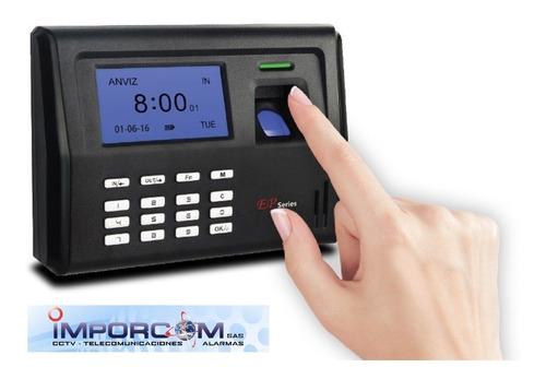 Control Asistencia Biometrico Tiempo Digital Ep300 Anviz