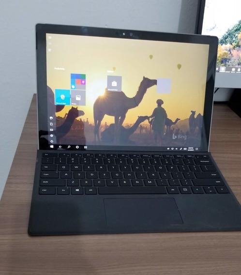 Microsoft Surface Pro 4 M3 + Surface Keyboard Preto