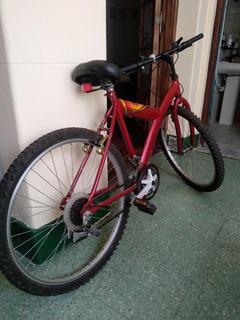 Bicicleta Wnr Zeta Rodado 26