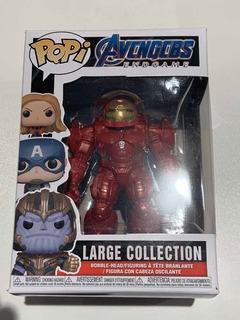 Hulkbuster , Iron Man , Tipo Funko Pop ( Alternativo )