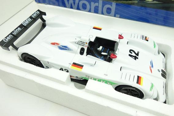 1:18 Kyosho Bmw V12 Lmr Ñ Minichamps Senna Spark Autoart Cmc