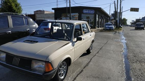 Fiat 128 Enfierrado