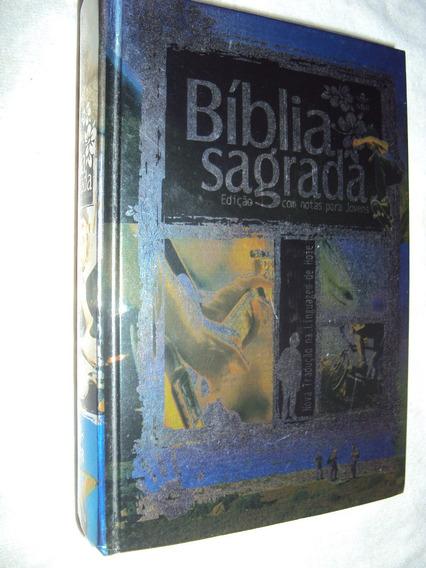 Bíblia Sagrada: Edição Para Jovens (sebo Amigo)