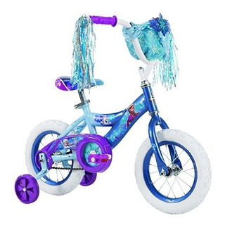 12 Disney Frozen Bike Por Huffy