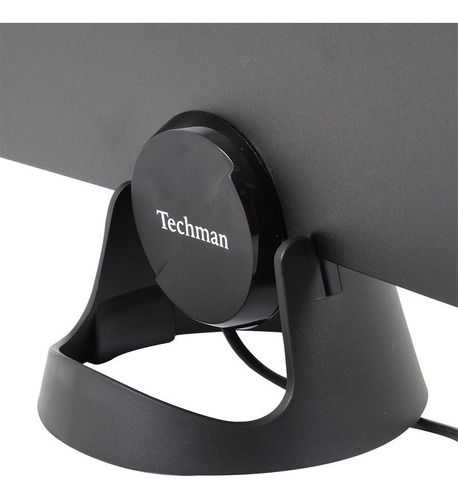 Antena Tdt Alta Resolución Techman Full Hd 1080