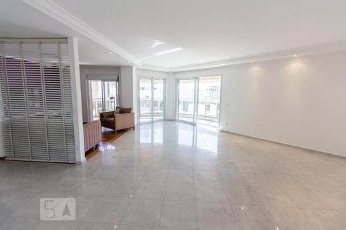 Apartamento À Venda - Perdizes, 4 Quartos,  220 - S893112713