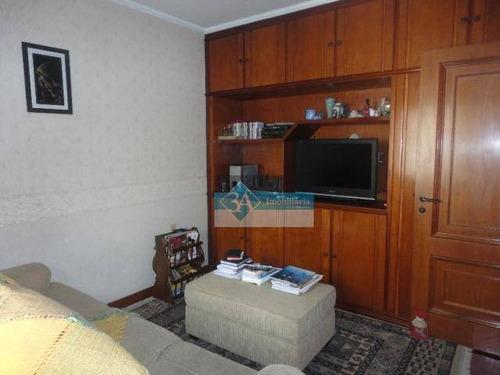 Imagem 1 de 25 de Apartamento Residencial À Venda, Tatuapé, São Paulo. - Ap1494