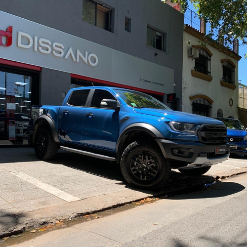 Ford Ranger Raptor 2.0l Biturbo 4x4 2020 Dissano Automotores