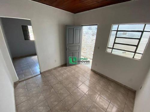 Imagem 1 de 18 de Casa Para Alugar, 45 M² Por R$ 900,00/mês - Jardim Vista Alegre - São Paulo/sp - Ca0578