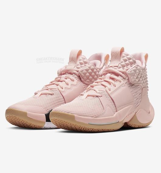 Jordan Westbrook Why Not Zero 2 Cotton Shot