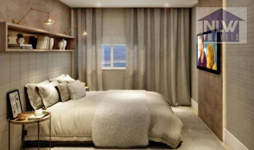 Apartamento Com 2 Dormitórios À Venda, 74 M² Por R$ 1.130.000,00 - Perdizes - São Paulo/sp - Ap1251