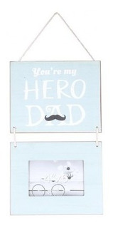 Portarretratos Free Home Hero Dad 23 X 38 Cm Portarr Tk021