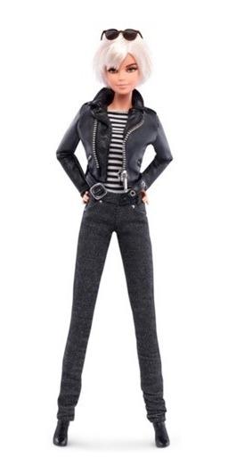 Barbie Collector Andy Warhol Mattel - Platinum - Nrfb